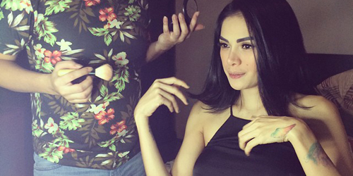 Hamil 34 Minggu, Nikita Mirzani Unggah Foto Perut Seksi