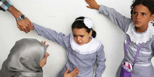 Hari Pertama Masuk Sekolah, Anak-Anak Gaza Palestina Masih Trauma