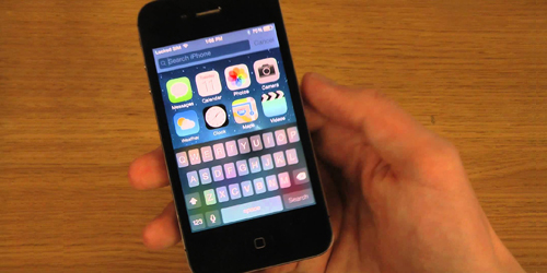 iPhone 4S Tidak Mendukung Fitur iOS 8