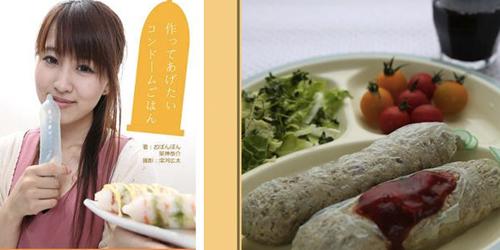 Jepang Rilis Resep Memasak Kondom Isi Daging