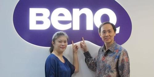 Kantor BenQ Indonesia Resmi Dibuka