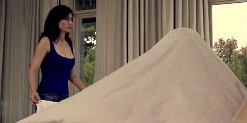 Marissa Christina Tak Sungkan Beradegan Seks di Film 13