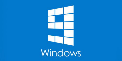 Ini Bocoran Logo Windows 9