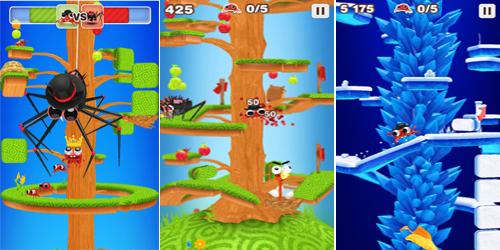 Download Mr. Crab, Game Seru iOS 8