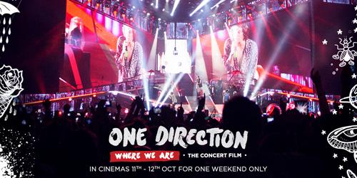 One Direction Selfie di Trailer Film Ke-2 Where We Are