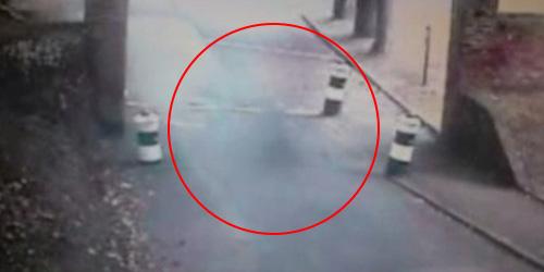 Penampakan Hantu Terekam Kamera CCTV di Istana Dover, Inggris