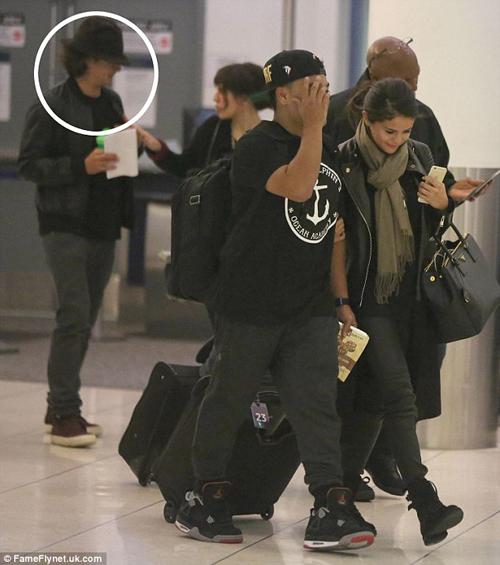 Orlando Bloom dan Selena Gomez