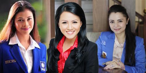 4 Wanita Cantik Anggota DPR 2014-2019