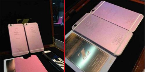Apple Siapkan iPhone 6 dan iPhone 6 Plus Pink Edisi Terbatas
