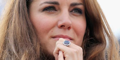 Hamil Kedua, Kate Middleton Muntah 30 Kali Sehari?