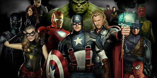 Jadwal Tayang Film Marvel Hingga 2019