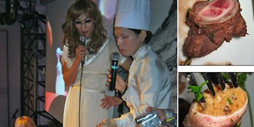 Mao Sugiyama, Koki Jepang ini Mutilasi Penisnya dan Dijadikan Masakan
