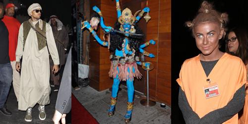 3 Kostum Halloween Artis Hollywood Kontroversial