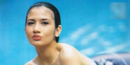 7 Aktris Hot Film Panas Indonesia Era 90an: Febby Lawrence