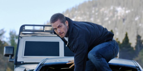 Aksi Menegangkan Paul Walker di Trailer Furious 7