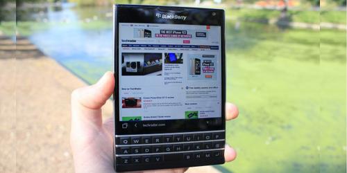 Fitur dan Spesifikasi BlackBerry Passport, Harga Rp 9,6 Juta