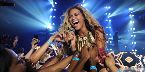 Beyonce Penyanyi Wanita Terkaya 2014 Versi Forbes