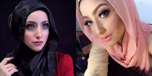 disebut mirip barbie hijabers cantik ini punya lebih dari