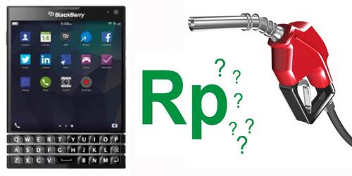 BBM Naik, Harga BlackBerry Ikutan Naik?