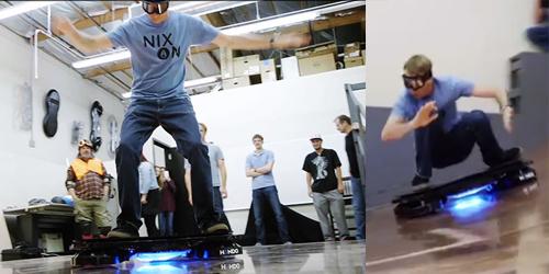 Hoverboard, Skateboard Melayang