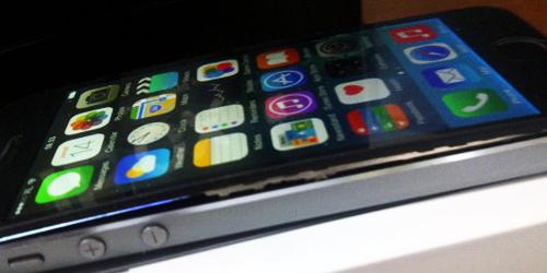 Kasus iPhone 5S Melendung di Bogor