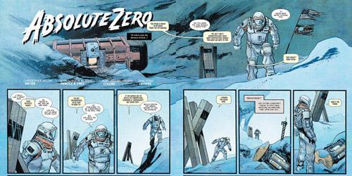 Komik Interstellar 'Absolute Zero' Tampilkan Bagian Film yang Hilang