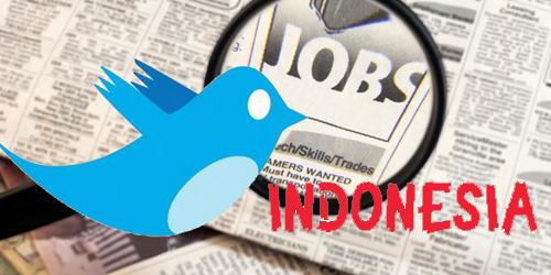 Lowongan Kerja Twitter Indonesia Masih Dibuka!