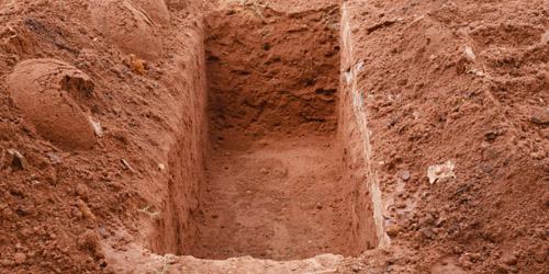 HEBOH!! Video Sudah Dikubur Selama 4 Bulan Pria Maroko Ini Masih Hidup
