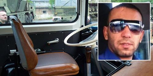 Pria Palestina Digantung Warga Yahudi Di Dalam Bus