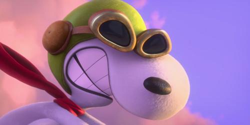 Snoopy Jadi Pilot Pesawat Perang Dunia I di Trailer Peanuts