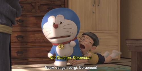 Stand by Me Doraemon Tayang di Blitzmegaplex 10 Desember 2014