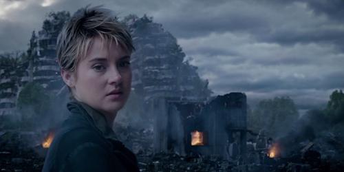 Bocoran Poster dan Trailer The Divergent Series: Insurgent