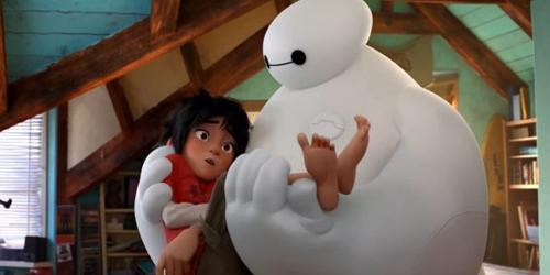 Video Teaser Film Animasi Disney Big Hero 6