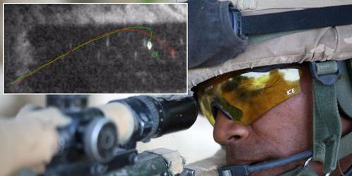 Militer Amerika Uji Coba Peluru yang Mampu Berbelok Arah