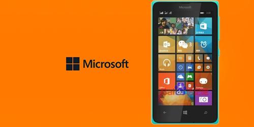 Bocoran Foto dan Spesifikasi Microsoft Lumia 435