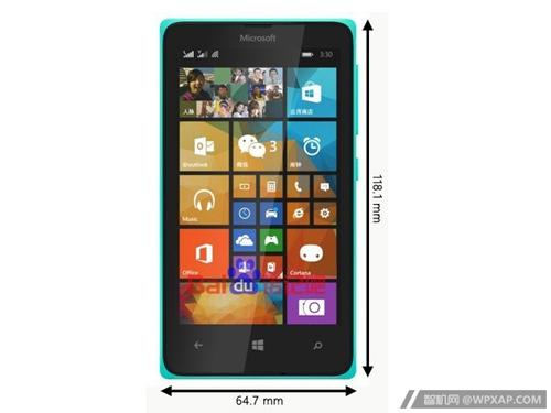 bocoran microsoft lumia 435