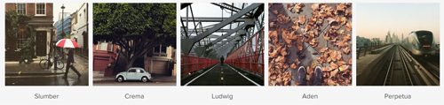 5 filter baru instagram