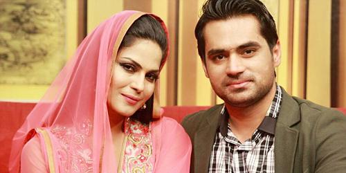 Foto Veena Malik, Artis Seksi Pakistan Penghina Nabi Muhammad