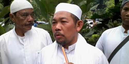 FPI Lantik Fakhrurozi Ishaq Jadi Gubernur DKI Tandingan