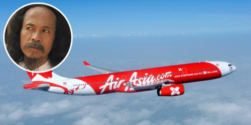 Ki Joko Bodo Sebut Pesawat AirAsia Masuk Portal Gaib