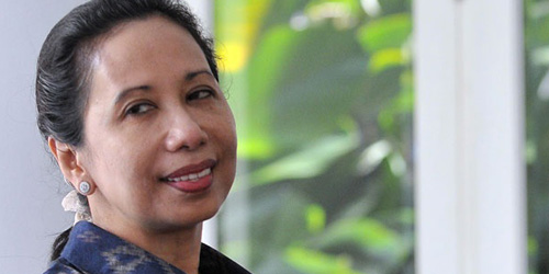 Menteri Rini Soemarno Curhat Gajinya Lebih Kecil dari Direksi BUMN