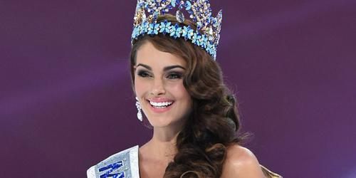 Rolene Strauss Miss World 2014 Asal Afrika Selatan