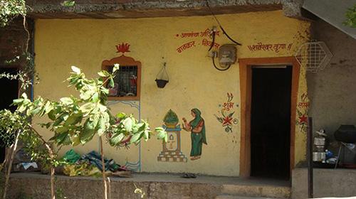 desa-tanpa-pintu-india