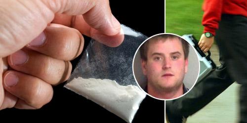 Ayah Isi Kotak Bekal Anak Dengan Narkoba Diringkus Polisi