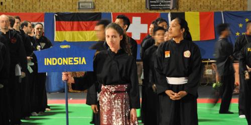 Indonesia Raih Medali Emas di Ajang Pencak Silat Dunia 2015
