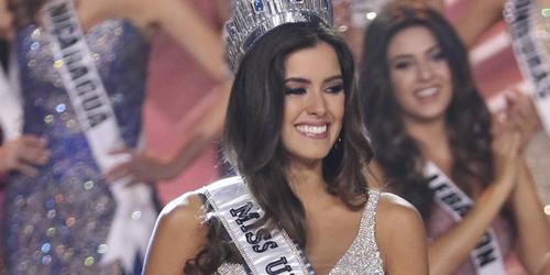 Paulina Vega Miss Universe 2015