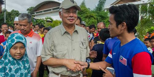 Malaysia Kena Diare Usai 'Blusukan' Meninjau Banjir InfoSpesial500 × 250Search by image PM Malaysia Kena Diare Usai 'Blusukan' Meninjau Banjir