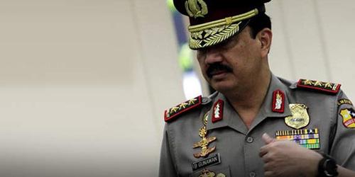 Jokowi Sodorkan Komjen Budi Gunawan Jadi Kapolri
