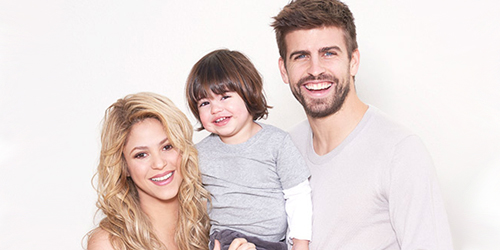 Shakira Melahirkan Putra Kedua