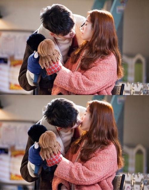 Hyun Bin dan Han Ji Min ciuman di Hyde Jekyll Me episode 7